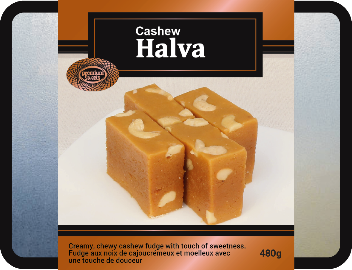 CASHEW HALVA