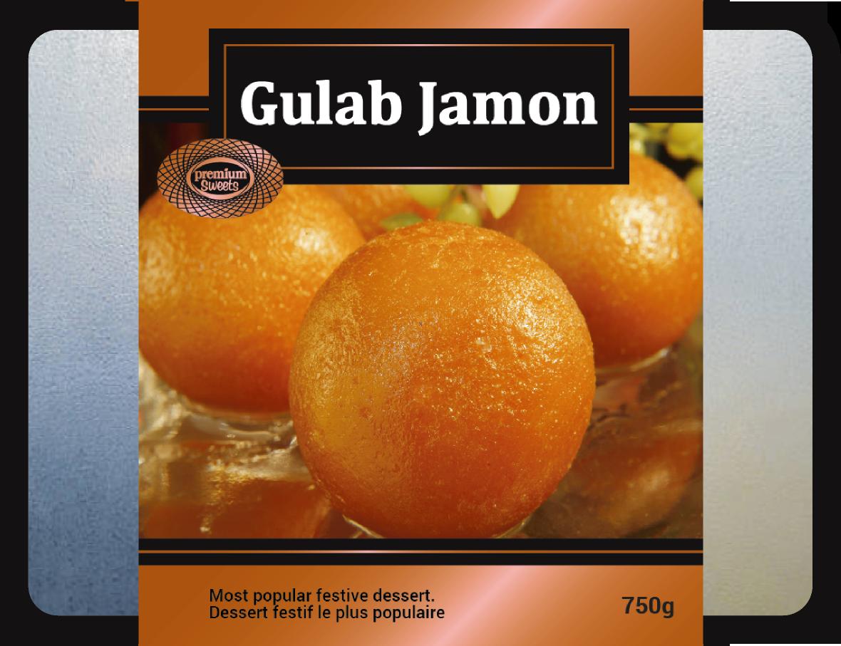 GULAB JAMON