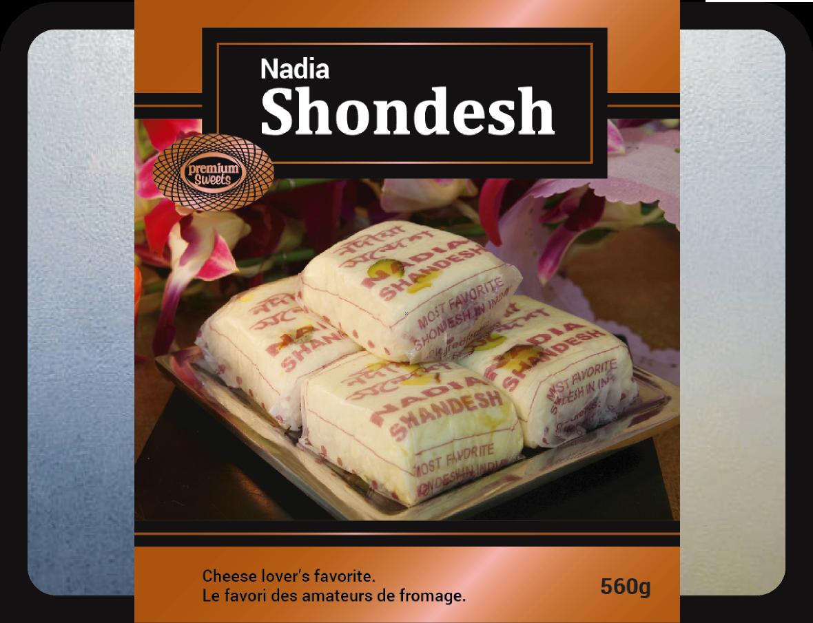 NADIA SHONDESH