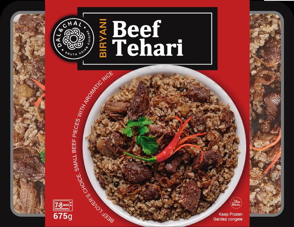 BEEF TEHARI