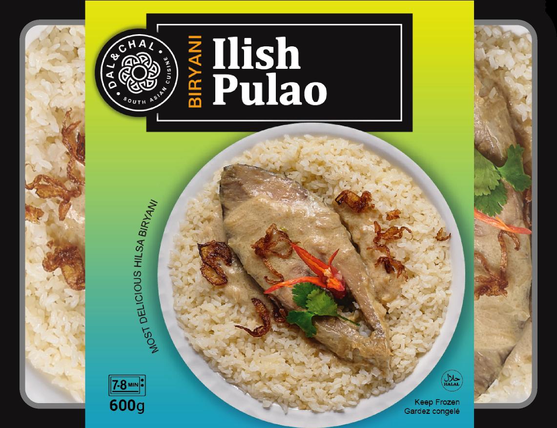 ILISH PULAO